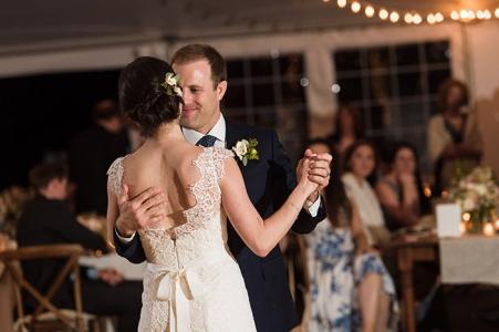 Vermont wedding Dance